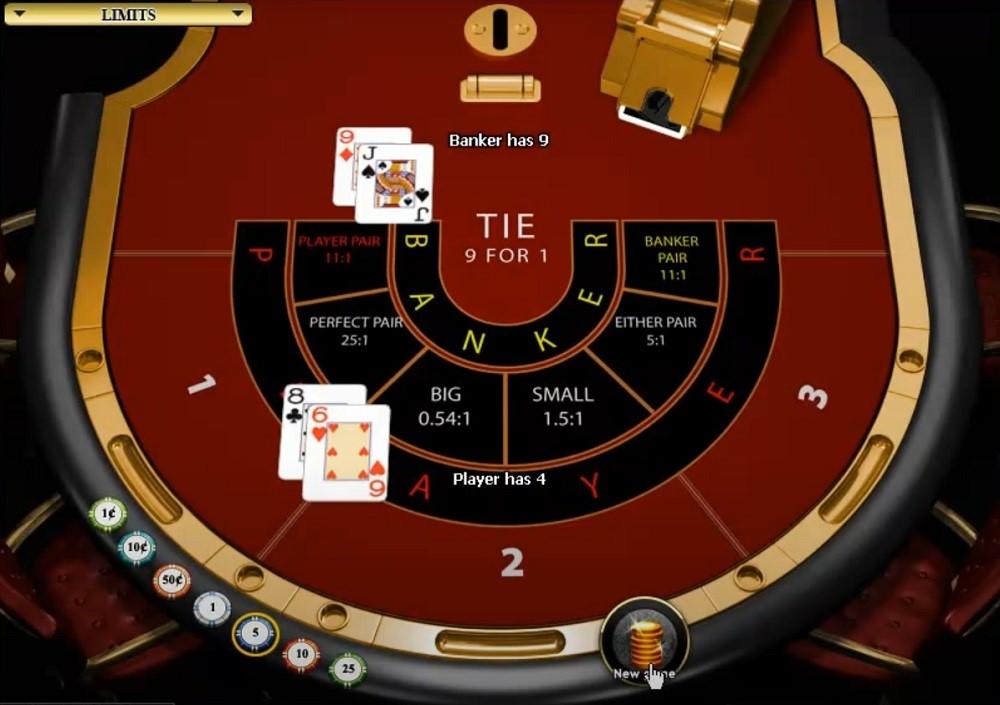 Mansion Casino Automated Poker
