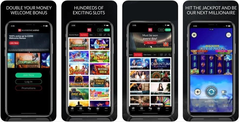 Mansion Casino Mobile Play