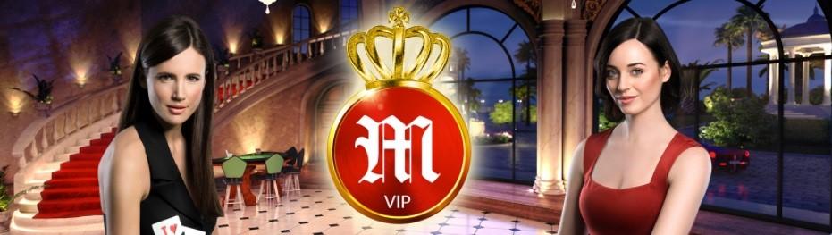 Mansion Casino VIP Program