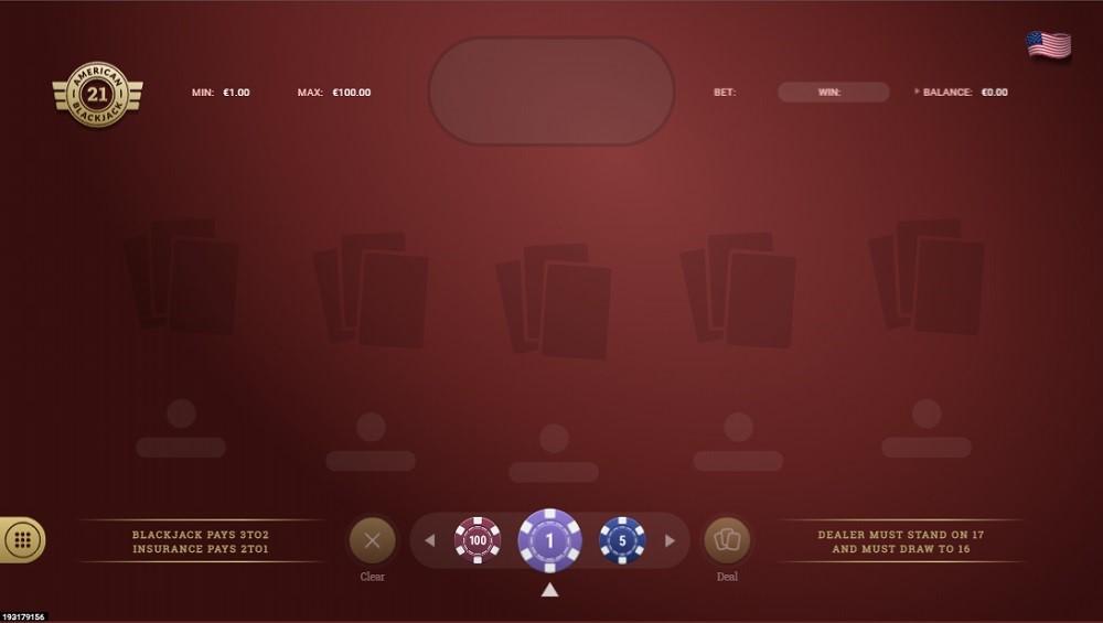 Mega Casino Automated Blackjack