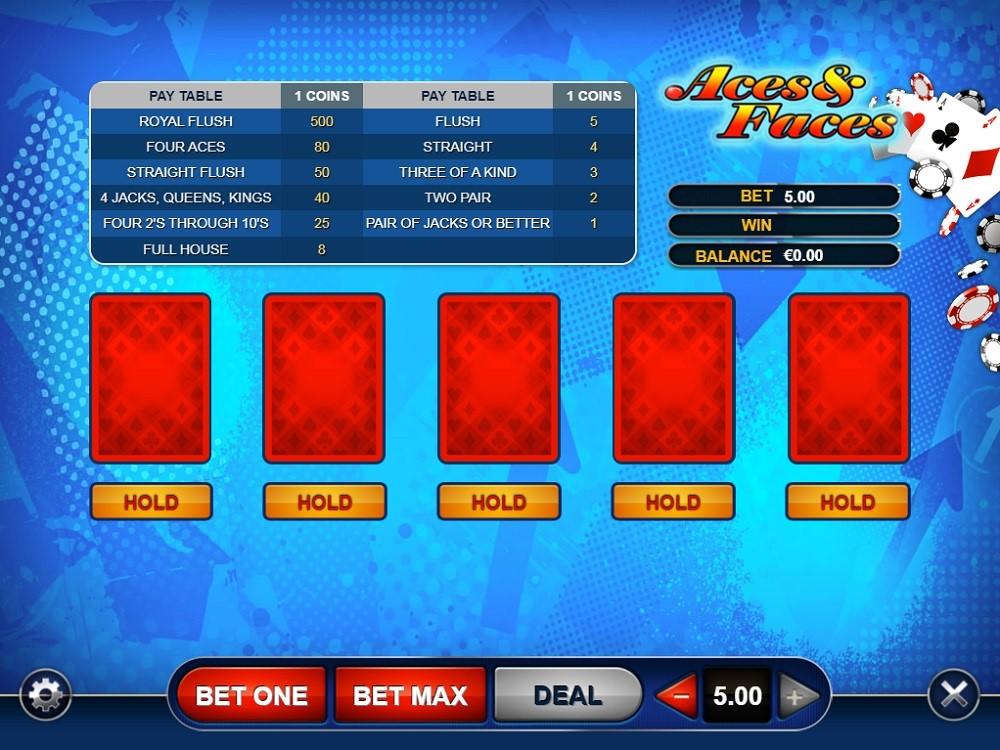 Mega Casino Automated Poker