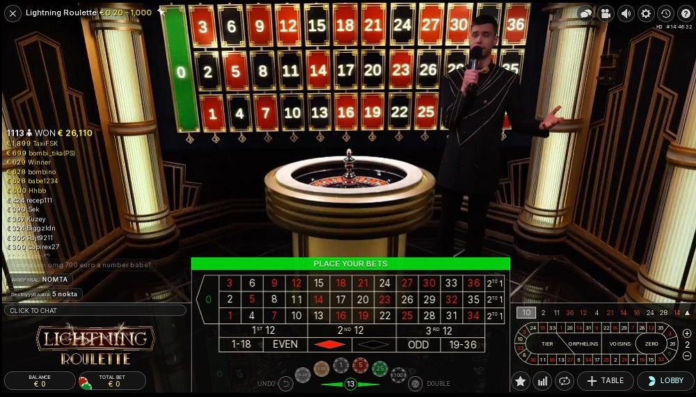 Mega Casino Live Game Show