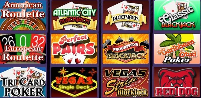 Miami Club Casino Automated Casino Table Games