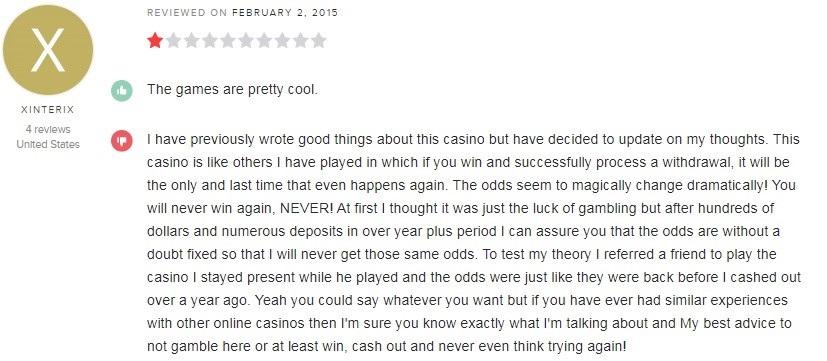Miami Club Casino Player Review 2