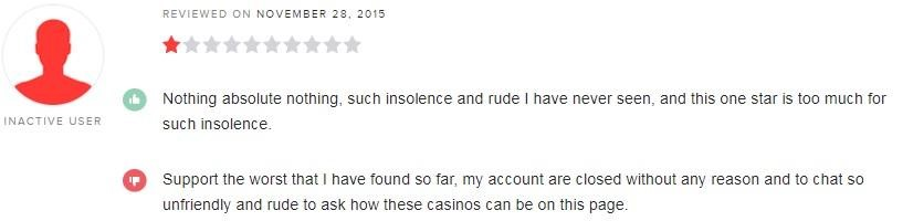 Paddy Power Casino Player Review 5