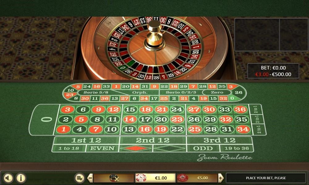Pronto Casino Automated Roulette