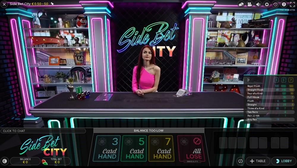 Pronto Casino Live Game Show