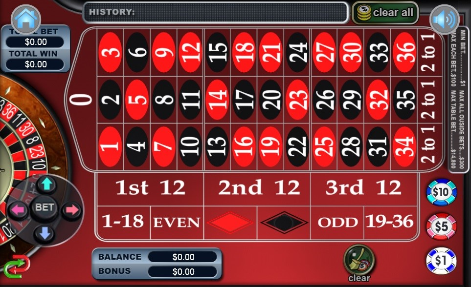 Red Stag Casino Automated Roulette
