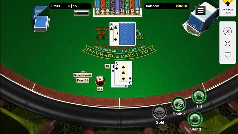 Royal Ace Casino Automated Blackjack