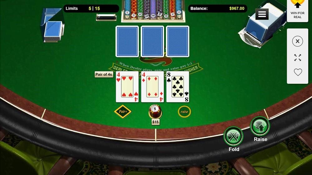 Royal Ace Casino Automated Poker