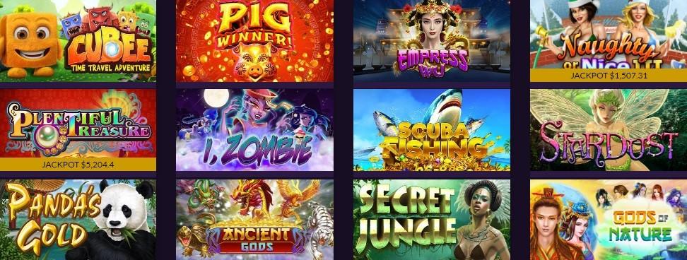 Royal Ace Casino Slots