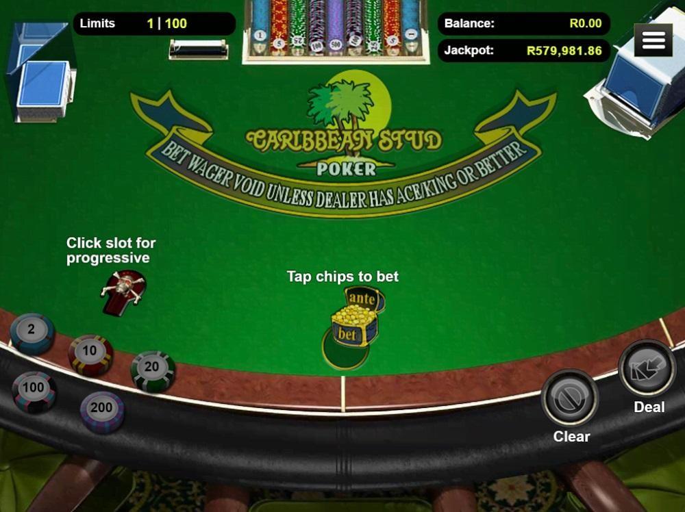 Thunderbolt Casino Automated Poker