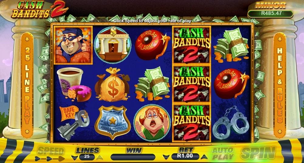 Thunderbolt Casino Slots 2