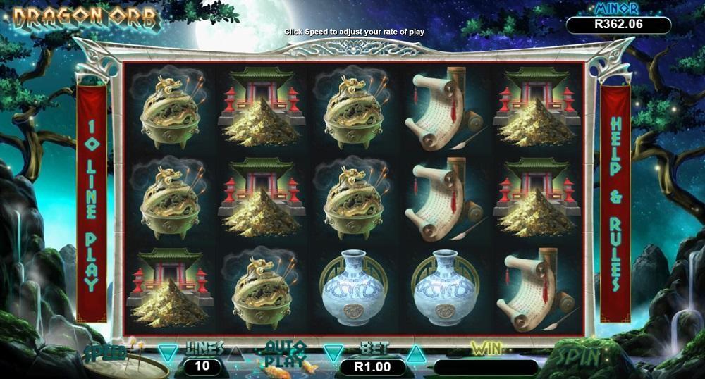 Thunderbolt Casino Slots 3