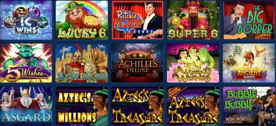 Thunderbolt Casino Slots