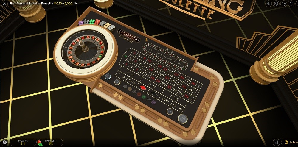 Woo Casino Automated Roulette