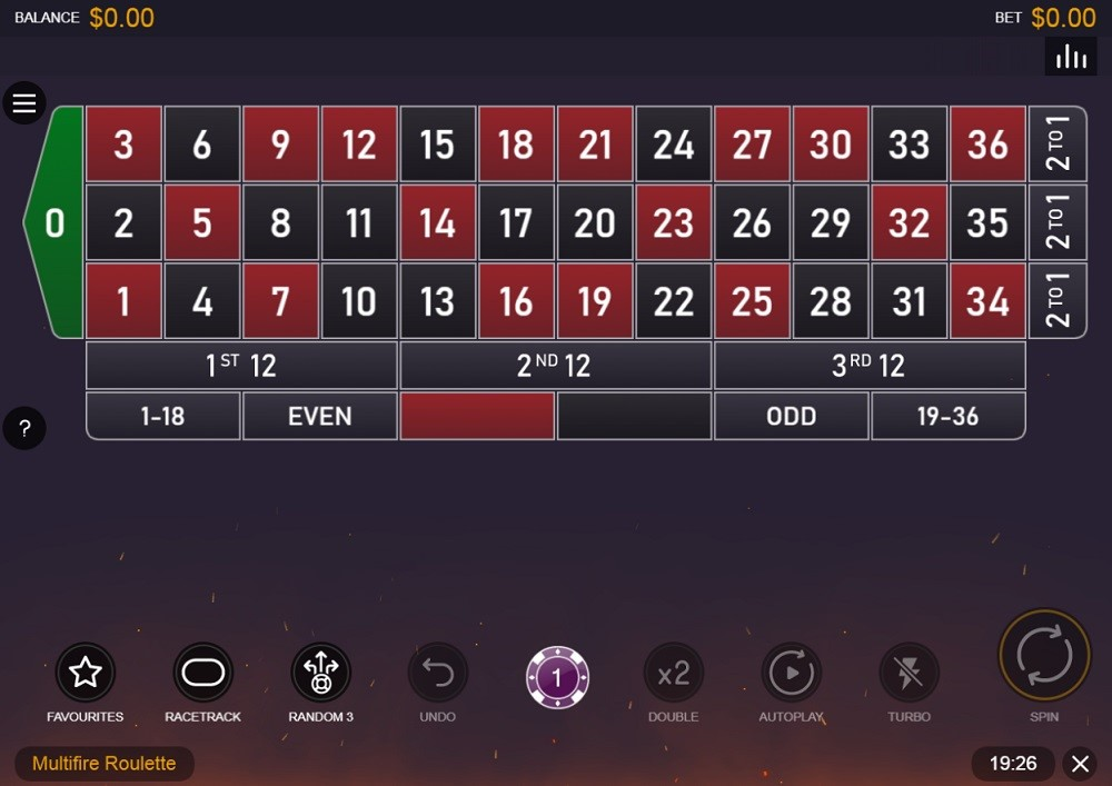 32Red Casino Automated Roulette
