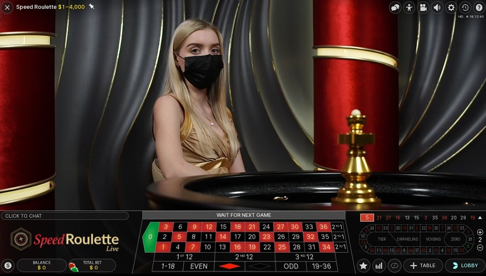32Red Casino Live Roulette