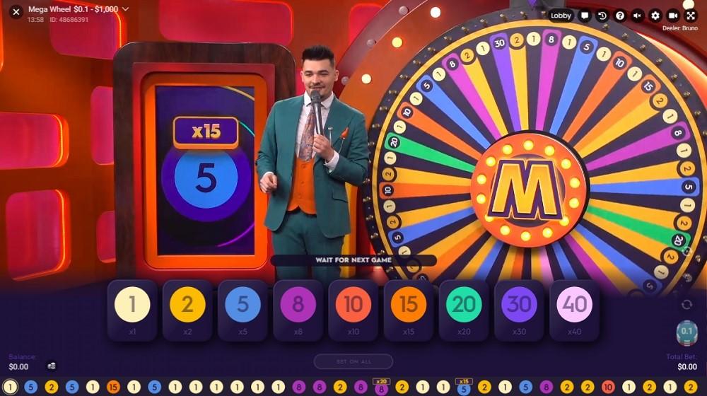 All British Casino Live Game Show