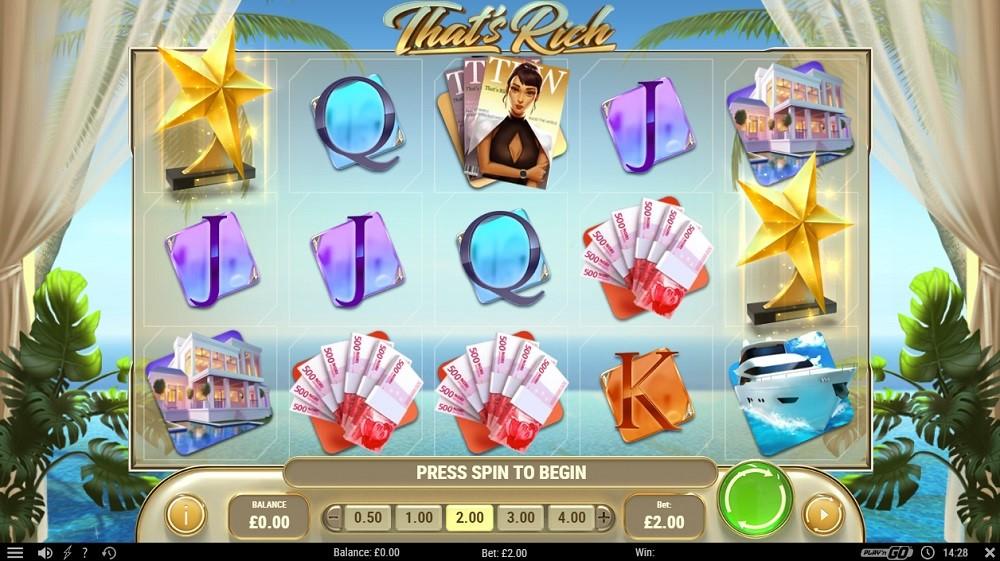 All British Casino Slots 4