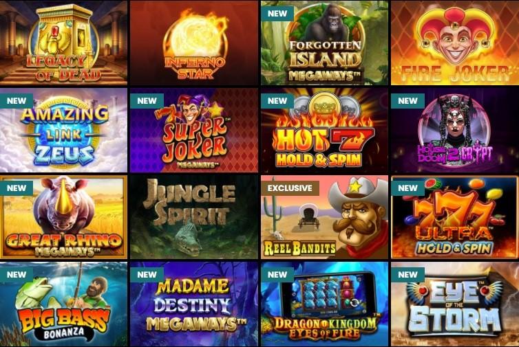 Betiton Casino Slots