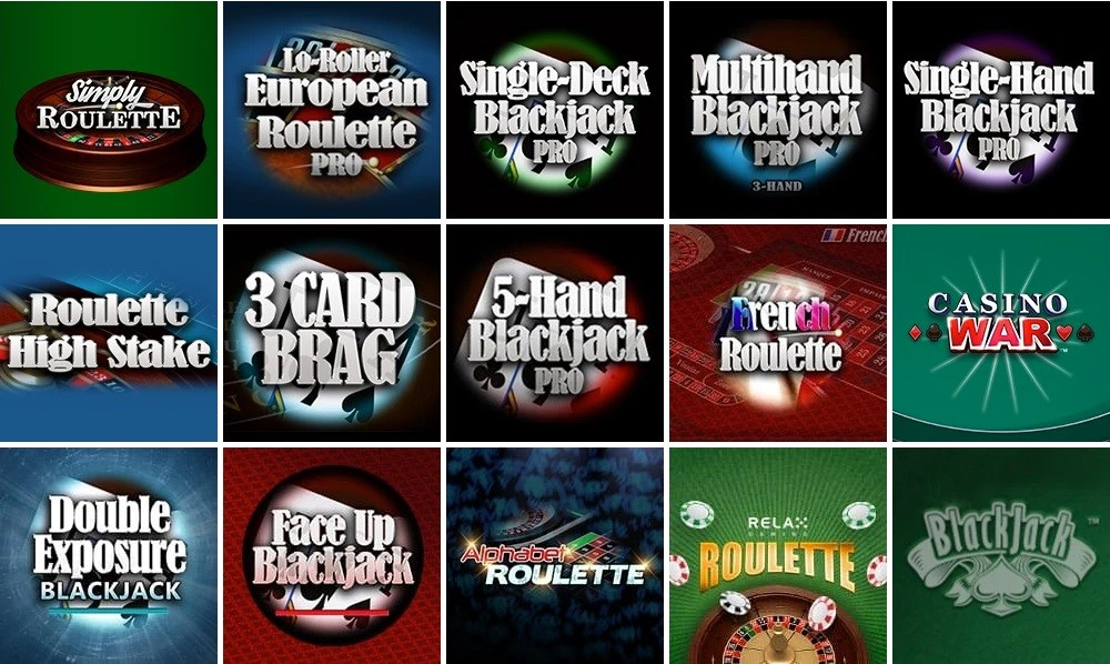 Betsson Casino Automated Casino Table Games