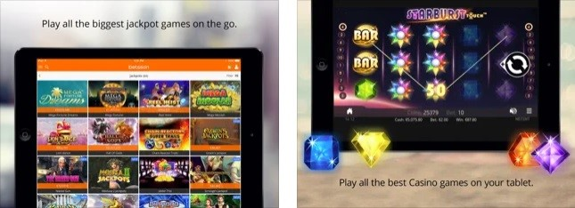 Betsson Casino Mobile Play