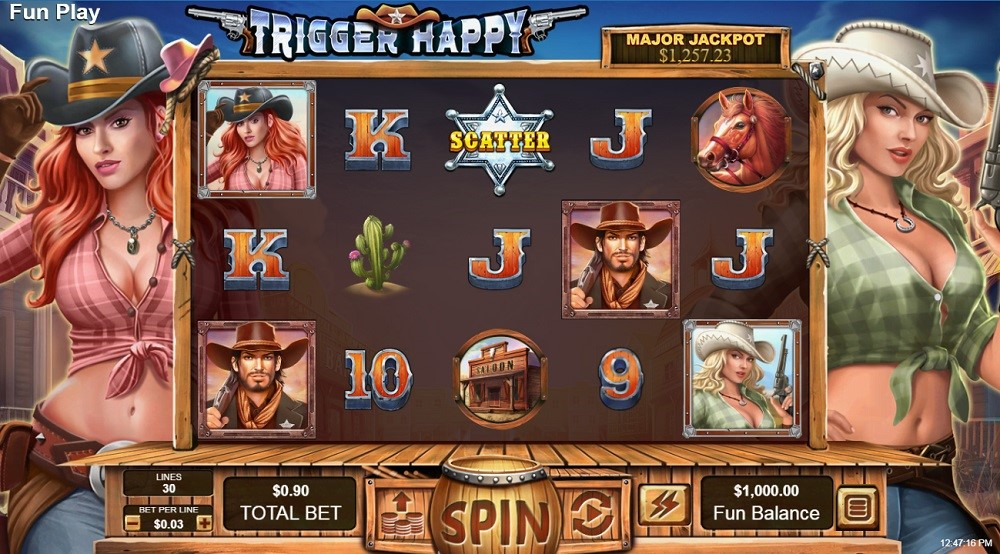 Captain Jack Casino Slots 2