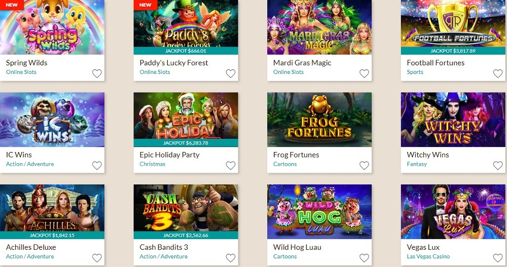 Captain Jack Casino Automated Casino Table Games