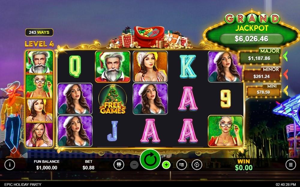 Club Player Casino Slots 4