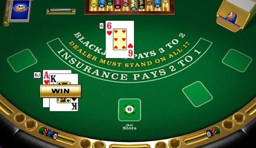 Eurobets Casino Automated Blackjack