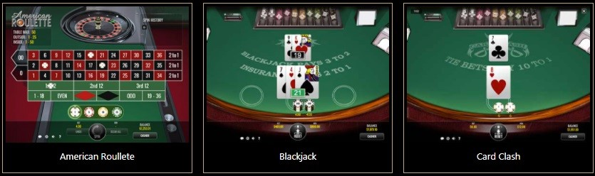 Eurobets Casino Automated Casino Table Games