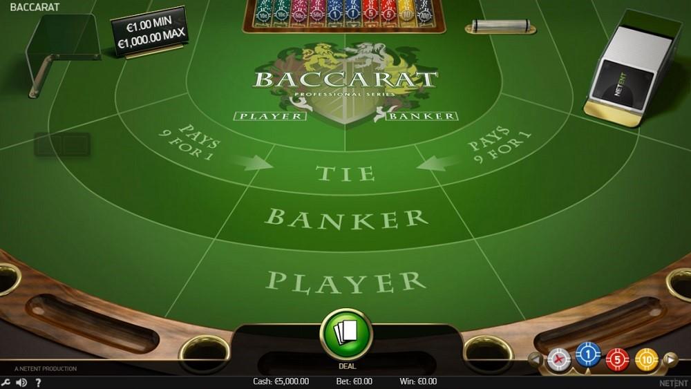 Fun Casino Automated Baccarat
