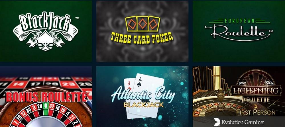 Fun Casino Automated Casino Table Games