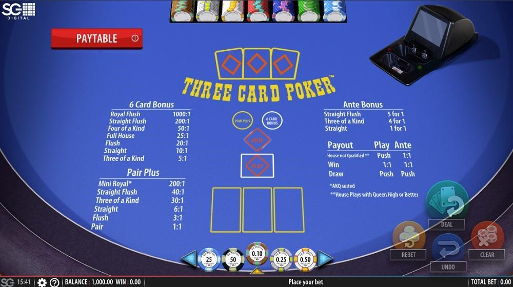 Fun Casino Automated Poker