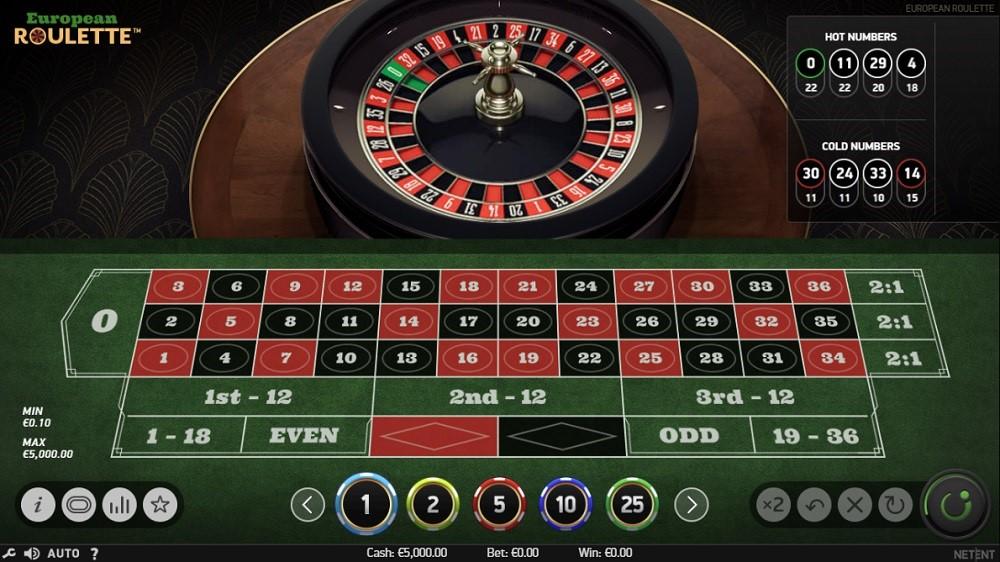 Fun Casino Automated Roulette