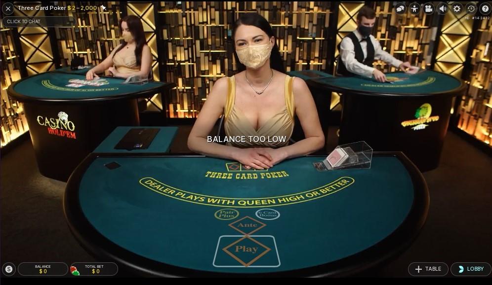 Fun Casino Live Poker