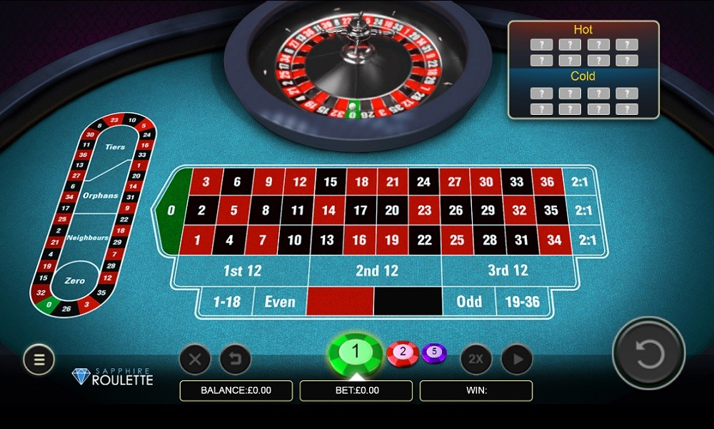 Hopa Casino Automated Roulette
