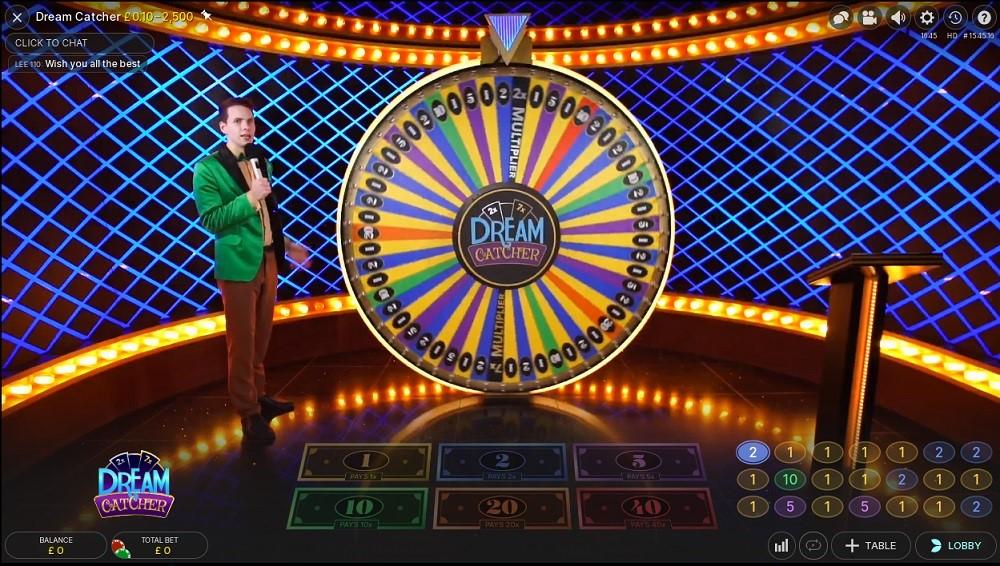 Hopa Casino Live Game Show