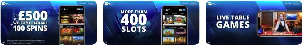Hopa Casino Mobile Play