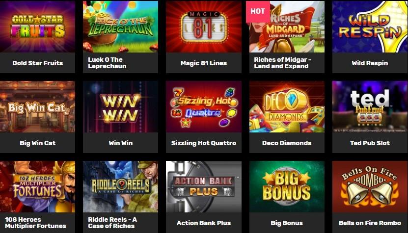 Hyper Casino Slots
