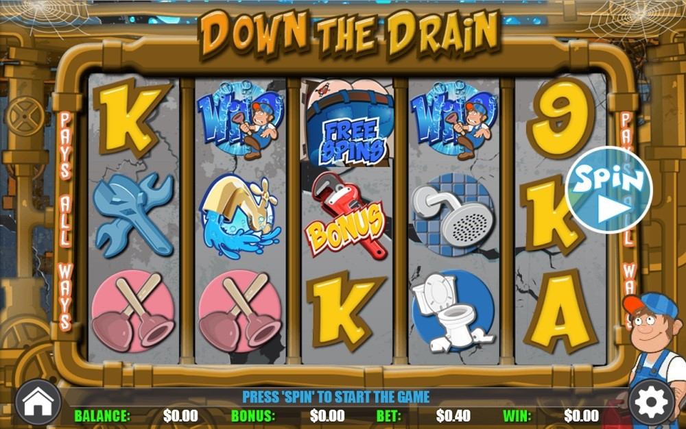 Intertops Casino Slots 4