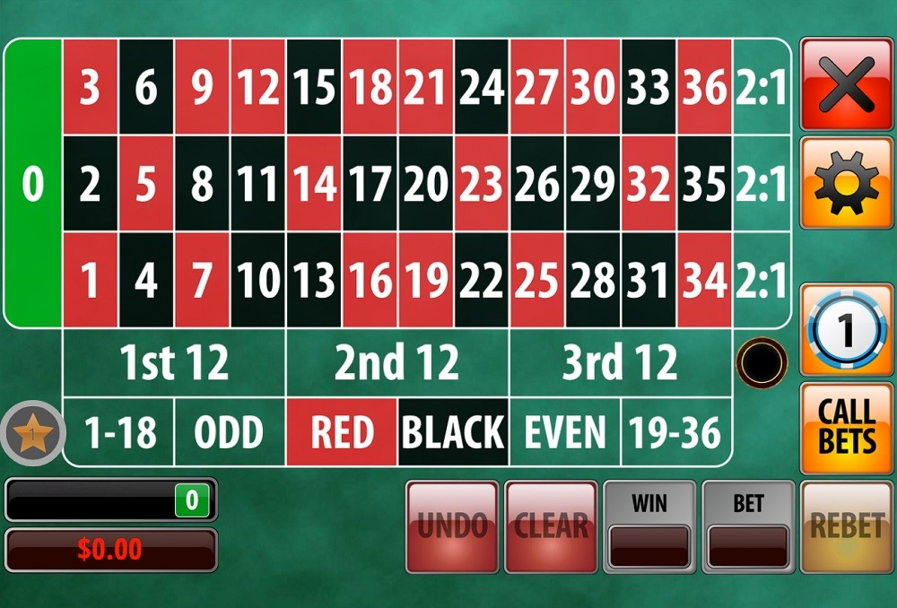 Lucky Creek Casino Automated Roulette