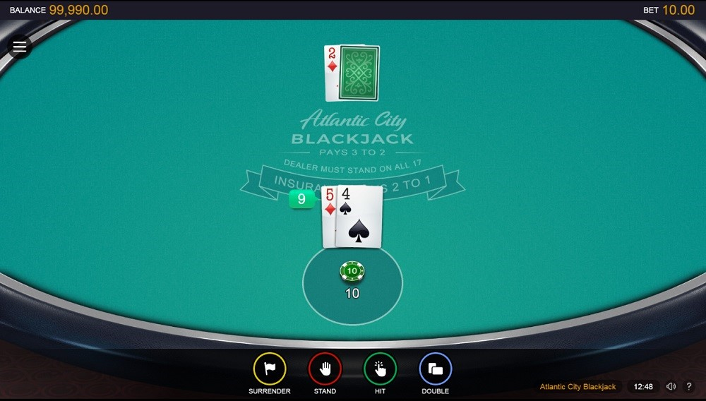 Lucky Nugget Casino Automated Blackjack