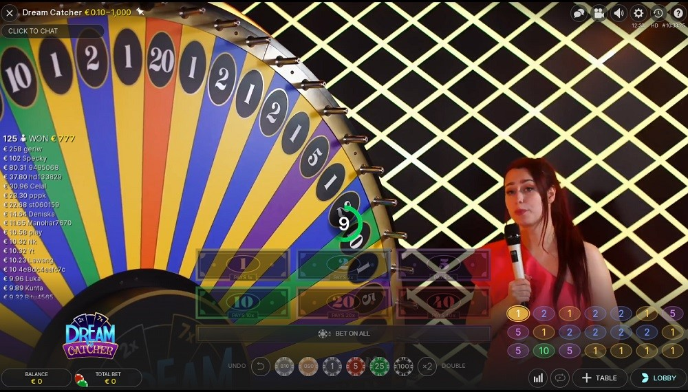 Lucky Nugget Casino Live Game Show