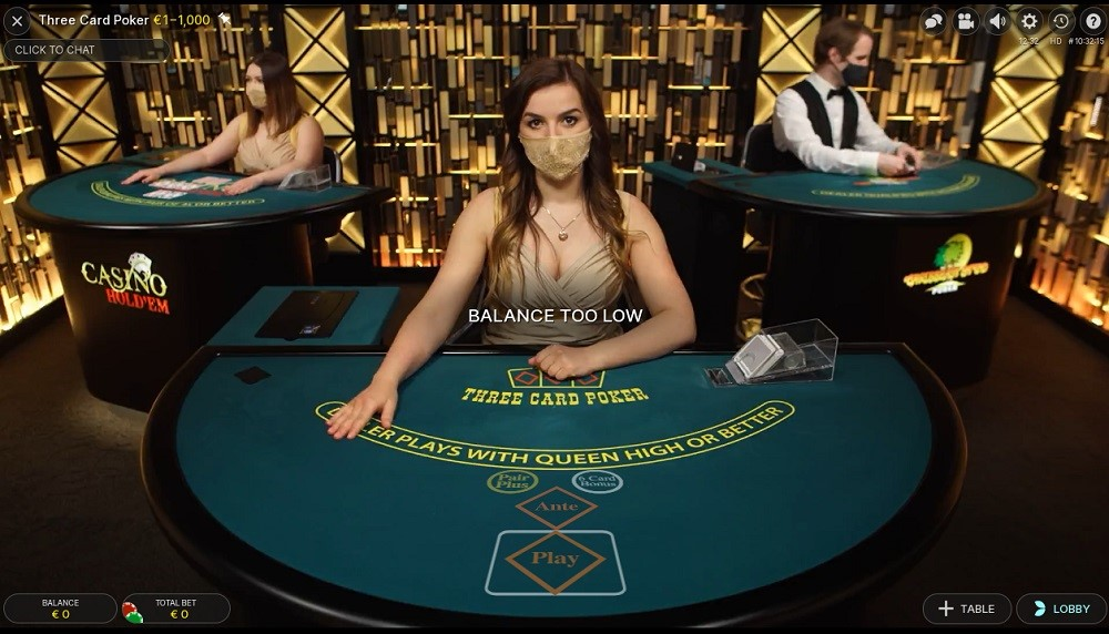 Lucky Nugget Casino Live Poker