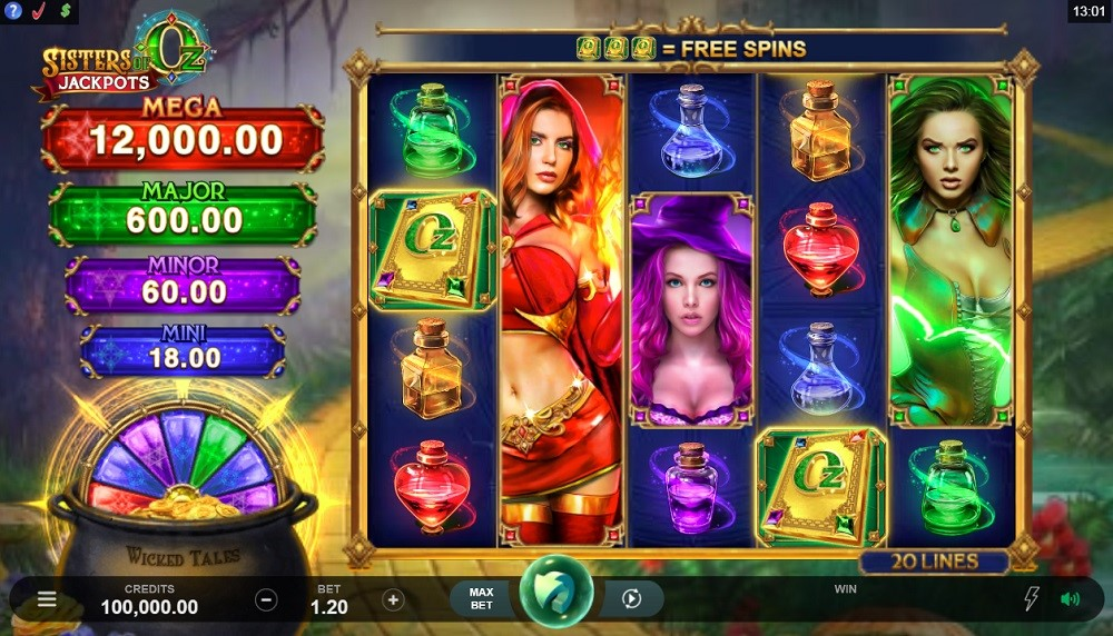 Lucky Nugget Casino Slots 3