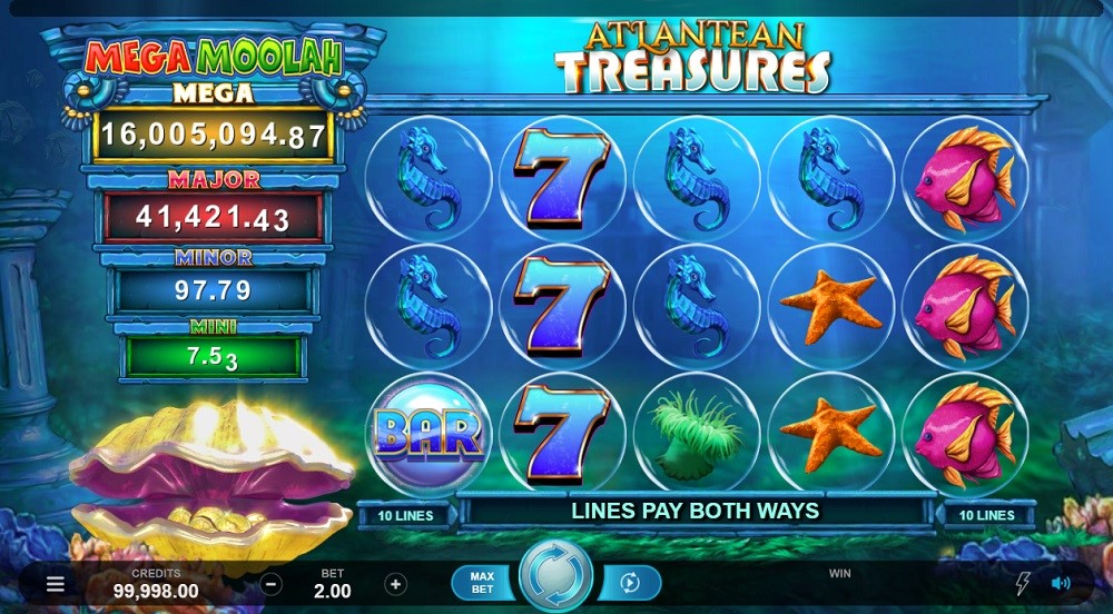 Lucky Nugget Casino Slots 4