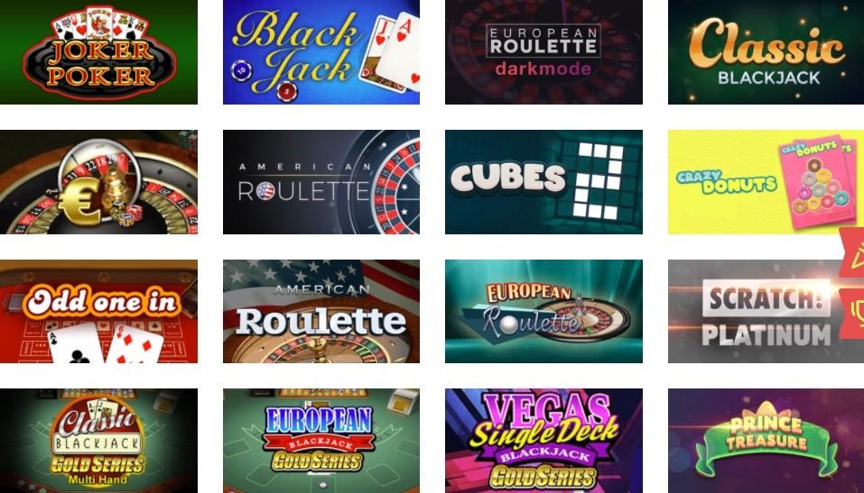Maneki Casino Automated Casino Table Games