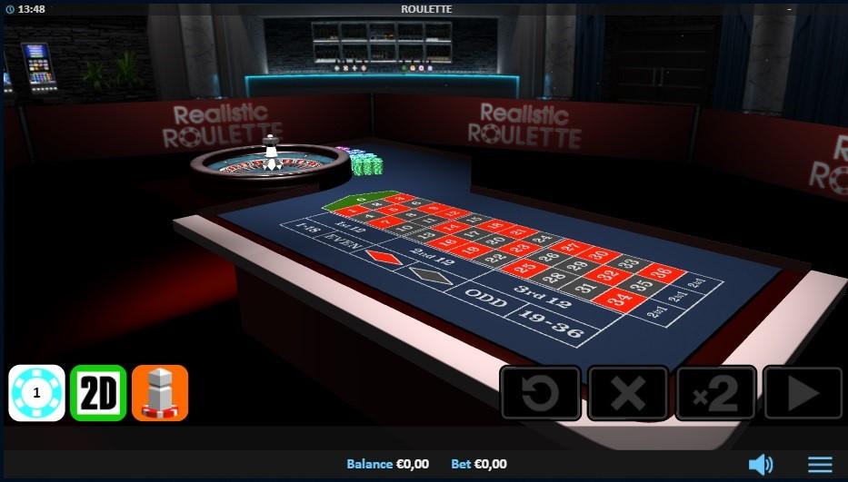 Maneki Casino Automated Roulette